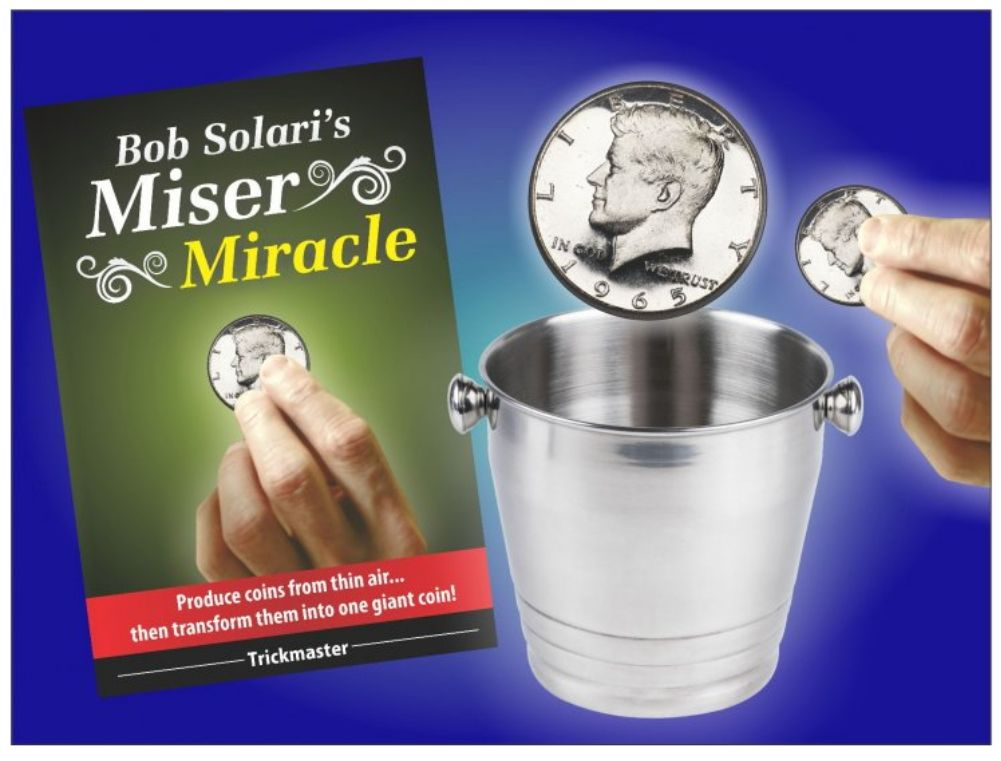 Miser Miracle by Bob Solari