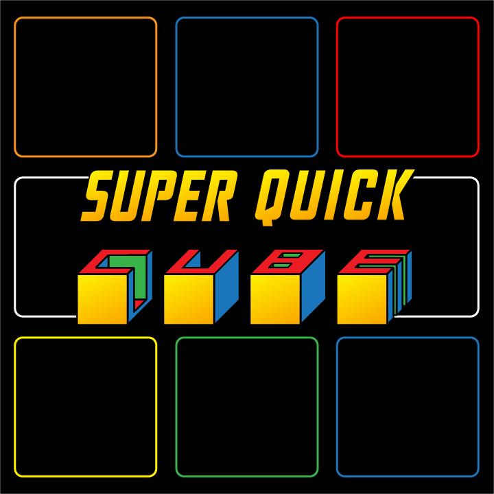 Super Quick Cube by Syouma and Takamiz Usui