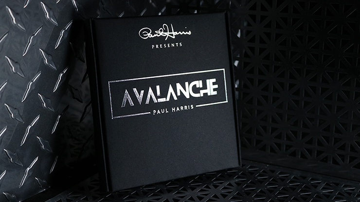AVALANCHE (Gimmick and Online Instructions) by Paul Harris
