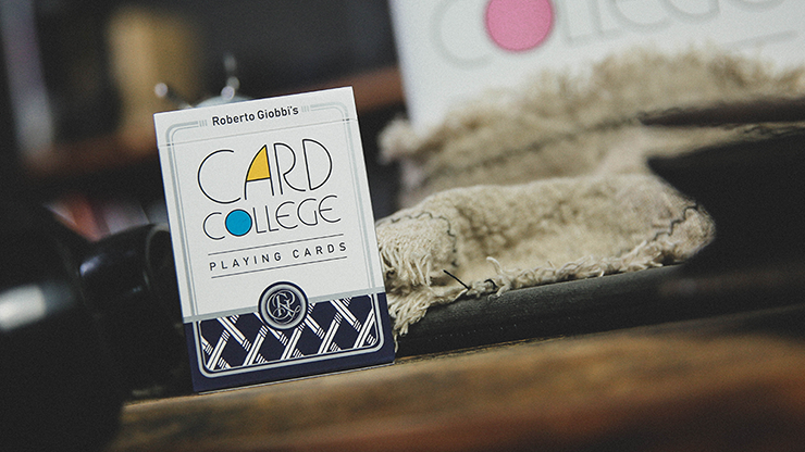 Card College PLAYING CARDS!