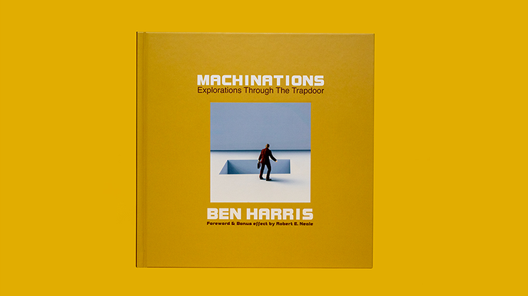 Machinations by Ben Harris - Book