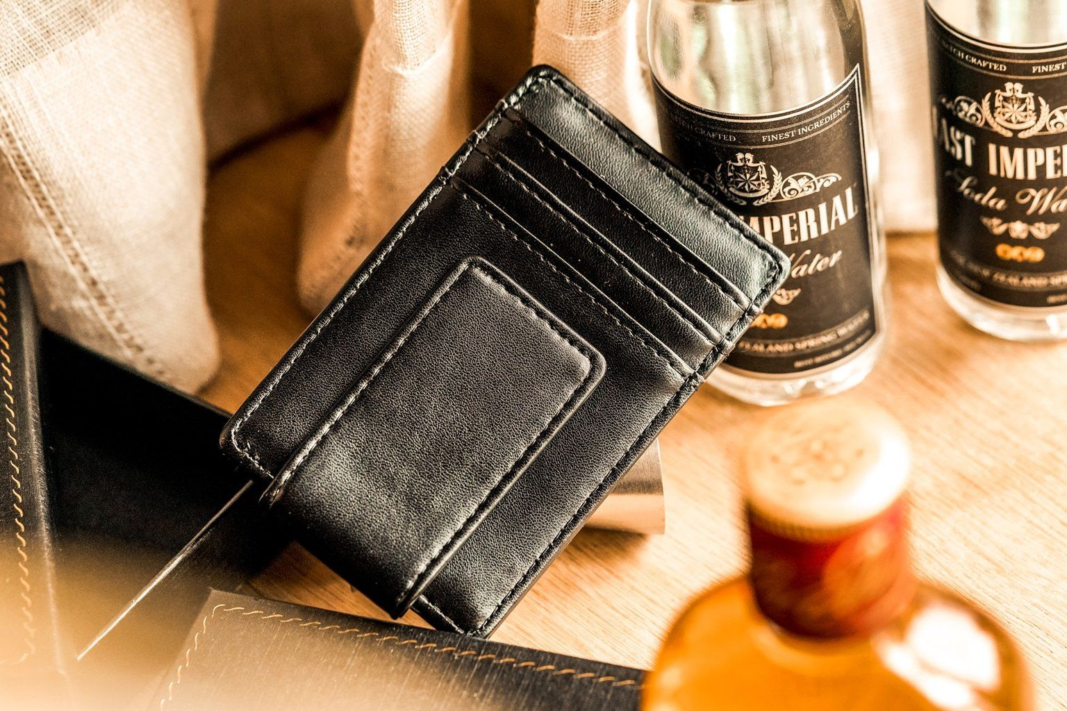 Alias Wallet by Theory 11 and Colin Cloud