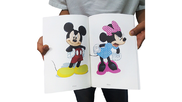 Magic Coloring Book (DISNEY/Mickey Mouse & Friends)