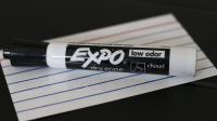 Acro Index Dry Erase (Gimmicks and Online Instructions) by Blake Vogt