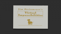 Virtual Impuzzibilities by Jim Steinmeyer